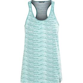 Meru W's Lille Drirelease Top Turquoise